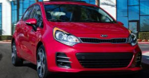 Trim Levels Available for the 2017 Kia Rio Hatchback