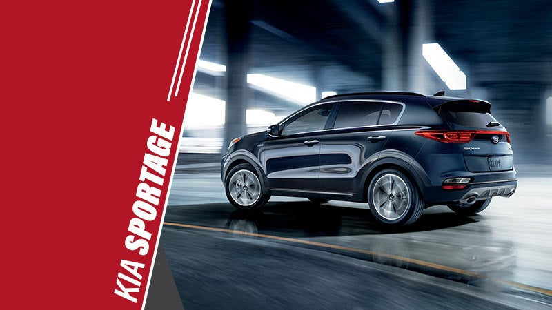 Lease A Kia Sportage For 169 Per Month In Fort Lauderdale Gunther Kia